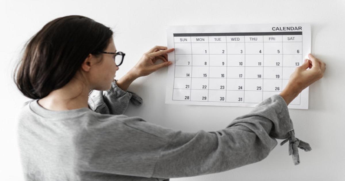 Calendario mensual de vencimientos impositivos y de la seguridad social enero/2021