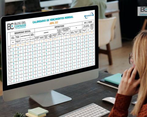 calendario vencimientos